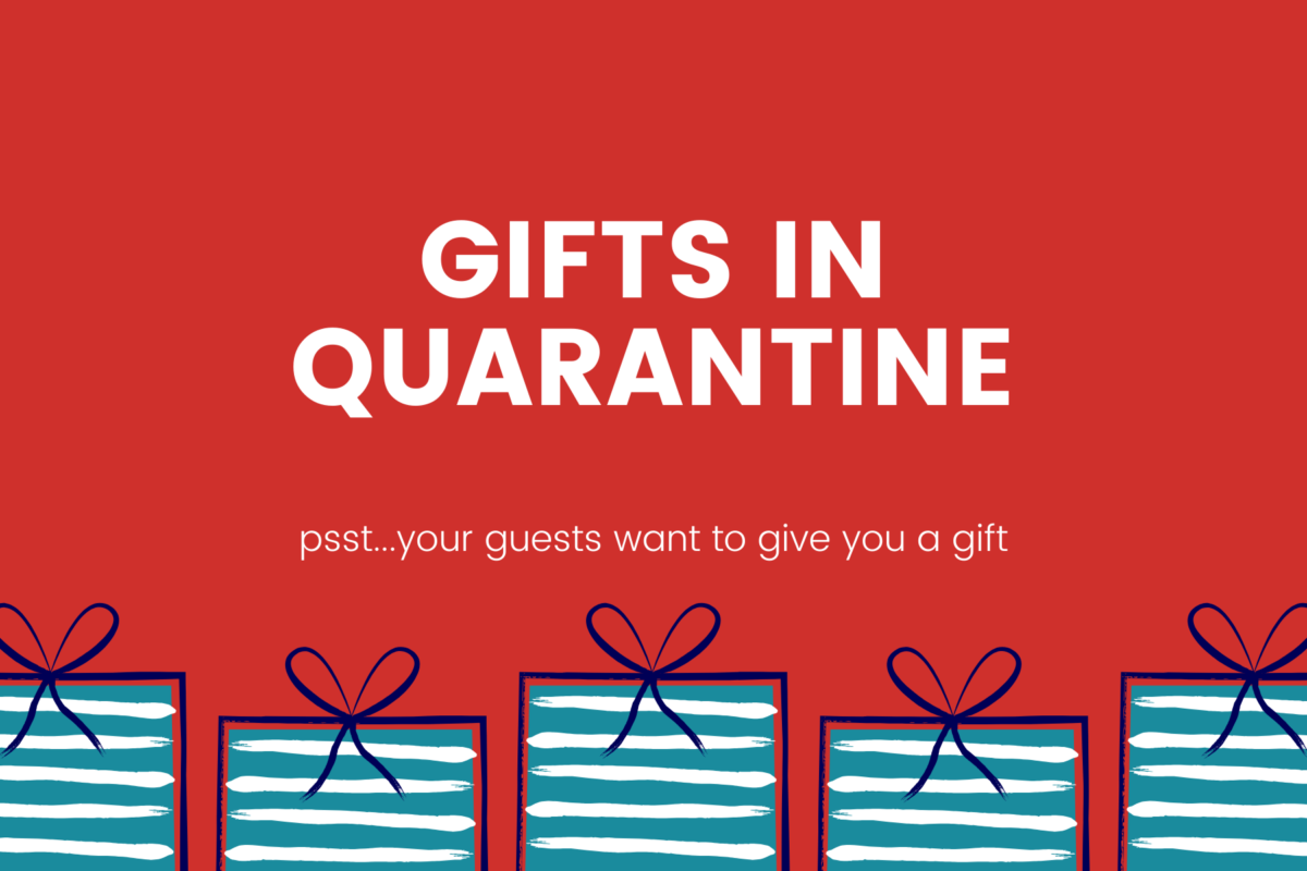 Why Gift Giving in important – even for Virtual Parties